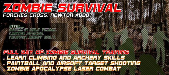 Zombie Apocalypse Survival Training