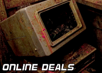 Exclusive Online Deals