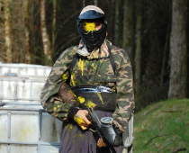Stag Groups at UCZ Paintball